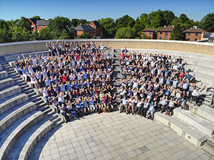 ICTF18 Drone Group Photo2